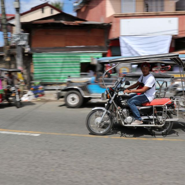 Philippino Tricycle